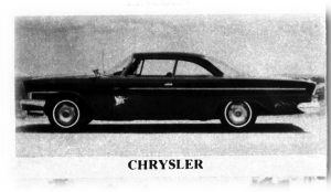 1962 Chrysler Image Unknown